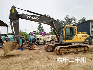 沃尔沃EC210BLC挖掘机