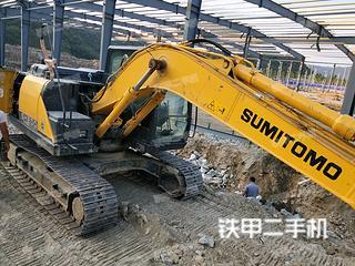 住友SH130-6挖掘机