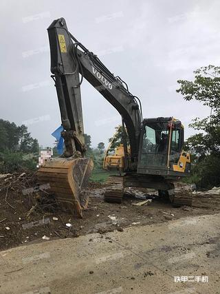 沃尔沃EC120D挖掘机