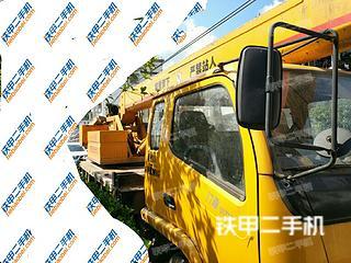 森源重工SMQ5086JQZ-6吨起重机
