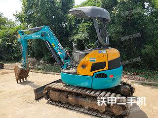久保田U30-5挖掘机