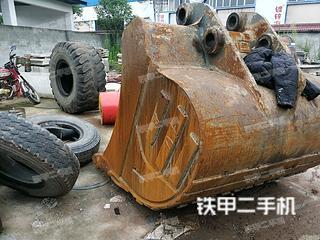 鴻榮機械EX850鏟斗實拍圖片