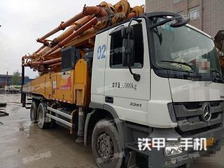 徐工XZJ5331THB40泵车