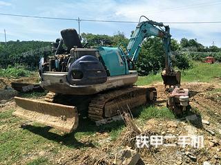 神钢SK35SR-2挖掘机