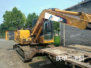 雷沃重工FR80G挖掘机