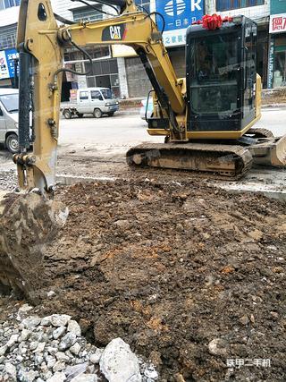 卡特彼勒306E2挖掘机