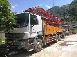 三一重工SY5330THB-46E泵车