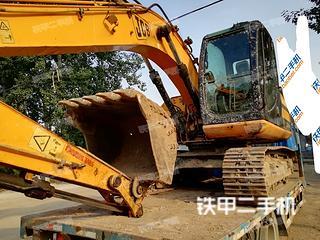 杰西博JS130LC挖掘机