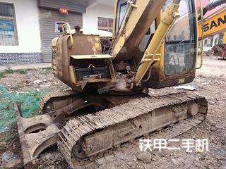 玉柴YC85-3挖掘机