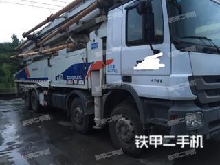 中联重科ZLJ5440THBK 56X-6RZ奔驰泵车