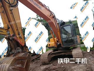 现代R225LC-7挖掘机