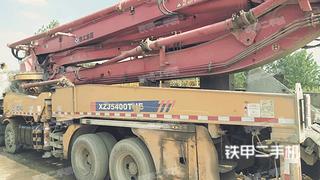 徐工XZJ5415THB48C泵车