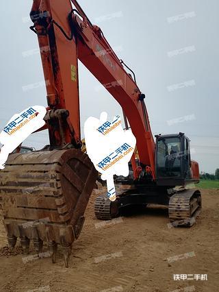 日立ZX330-3国产挖掘机