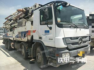中联重科ZLJ5418THB50泵车