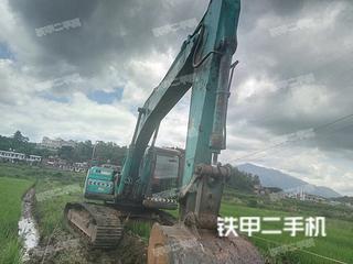 神钢SK200-8短臂挖掘机