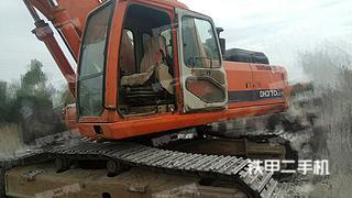 斗山DH370LC-7挖掘机