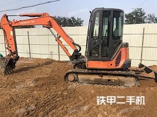日立ZX50U-2挖掘机