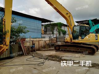 小松PC200LC-7超长前臂(18米)挖掘机