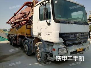 三一重工SY5401THB46泵车