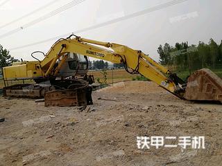 住友SH200A1挖掘机