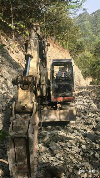 中联重科ZE80E-I挖掘机
