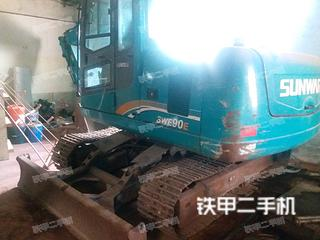 山河智能SWE90挖掘机