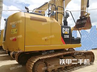 卡特彼勒320挖掘机