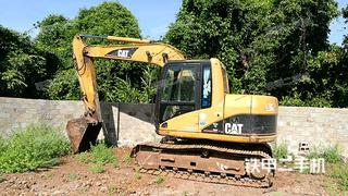 卡特彼勒311CU挖掘机