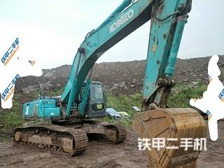 神钢SK350LC8挖掘机