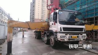 三一重工SY5382THB46III泵车