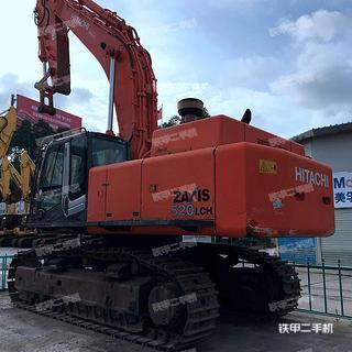 日立ZX520LCH-3挖掘机
