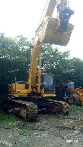 小松 PC450LC-7 挖掘机