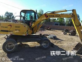 沃尔华DLS860-7A挖掘机