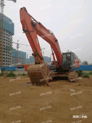 日立ZX350H-3挖掘机