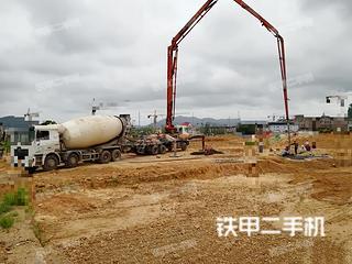 三一重工SY5293THB37D泵车