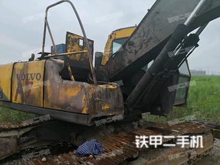 沃尔沃EC210C挖掘机