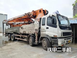 中联重科ZLJ5400THBK-48X-5RZ泵车