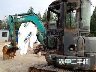 神钢SK55SR-3挖掘机