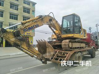 小松PC130-6E挖掘机