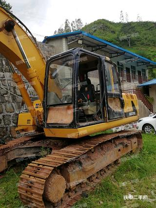 厦工XG822EL挖掘机