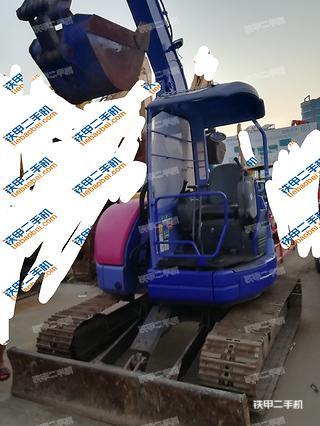 小松PC58UU-3EO挖掘机