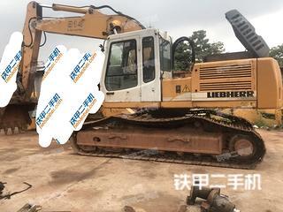 利勃海尔R914挖掘机