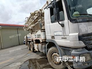 中联重科ZLJ5301THB125-40泵车
