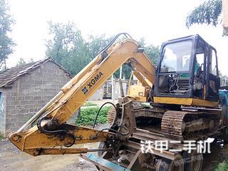厦工XG809E挖掘机