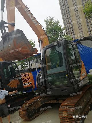 凯斯CX80挖掘机