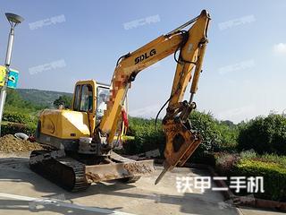 临工LG665E挖掘机