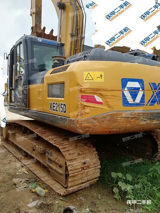 徐工 XE215D 挖掘机
