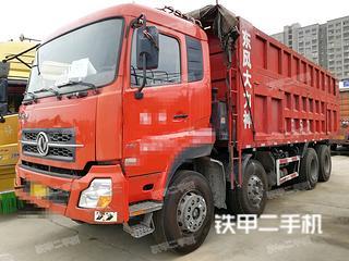 东风8X4工程自卸车