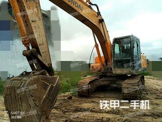 现代 R215-7 挖掘机