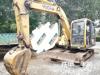 玉柴YC85-6挖掘机